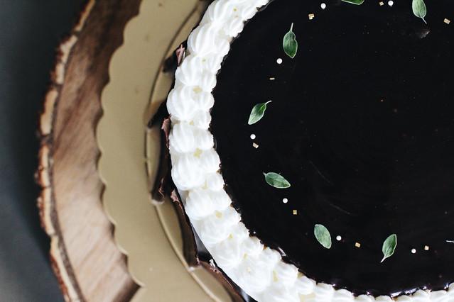 Black Forest Cake