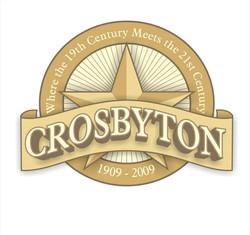Crosbyton Centenial Celebration Logo