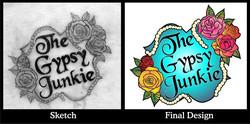 The Gypsy Junkie logo