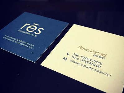 res[eco]architecturae's Busicard