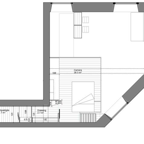 Mezzanine's plan