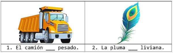 Table_Difference between Ser and Estar 8
