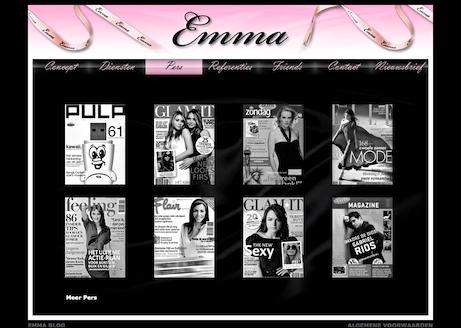 EMMA Personal Styling