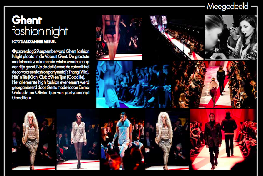 Ghent Fashion Night