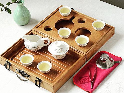 Чайный набор путешественника (旅行茶具)