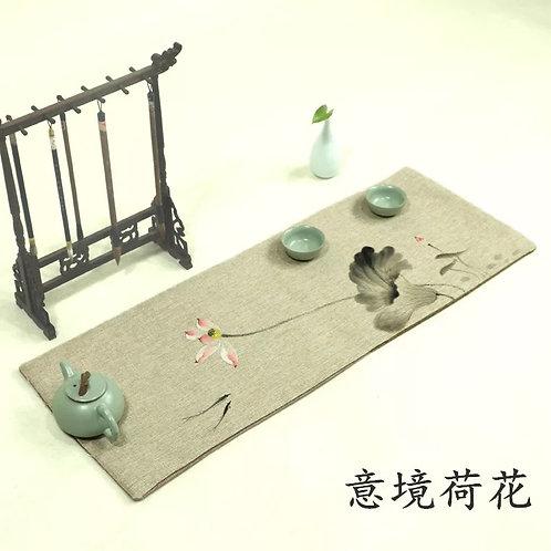 Чайное полотенце большое (大茶席)