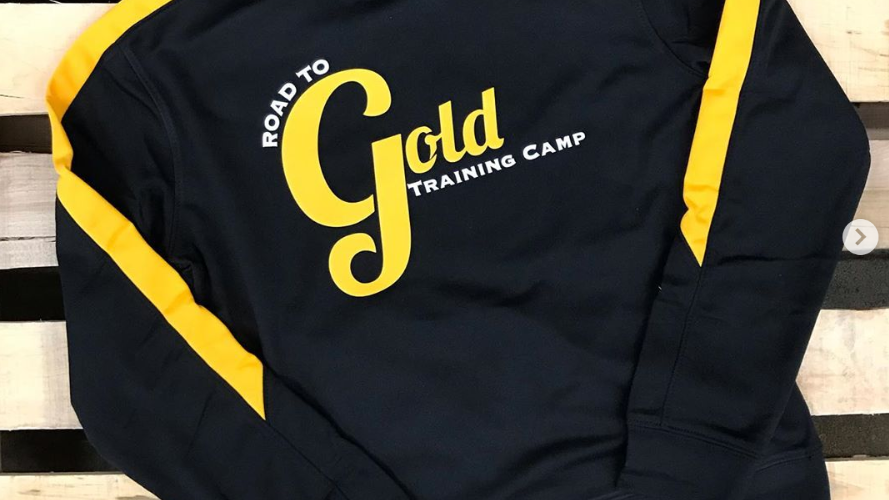 Road to Gold Full Zip Jacket