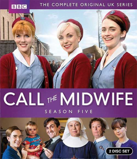 Cartaz Série Call The Midwife