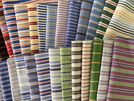 Stripes: A Case of Serendipity or Common Threads (plus a Giveaway!)