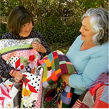 Laura Nownes and Pati Fried, See How We Sew