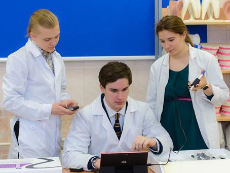 Медицинские классы - новые возможности