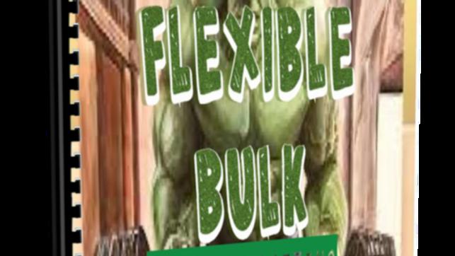 IIFYM - FLEXIBLE DIETING BULK