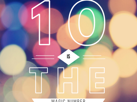 10 is the Magic Number