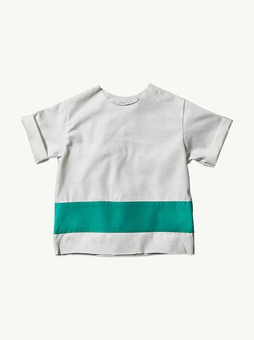 """T-shirt """" Orfeo"""" Green"""