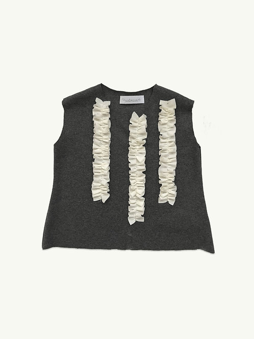 Rouches Tank Top