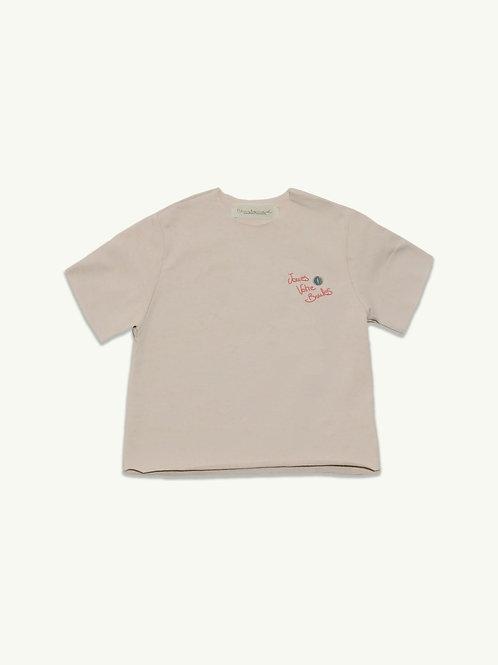 """T-shirt  Bambina in jersey - """"Golf"""""""