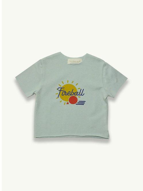 "T-shirt  Unisex in cotone Biologico - ""Golf"""