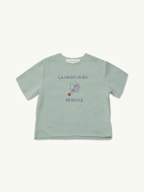 "T-shirt  Unisex in cotone Biologico -""Golf"""