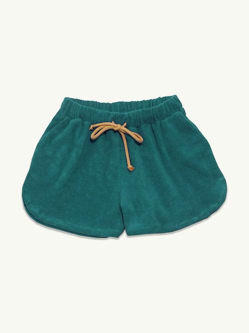 """Shorts Bambina in spugna - """"Hitball"""""""