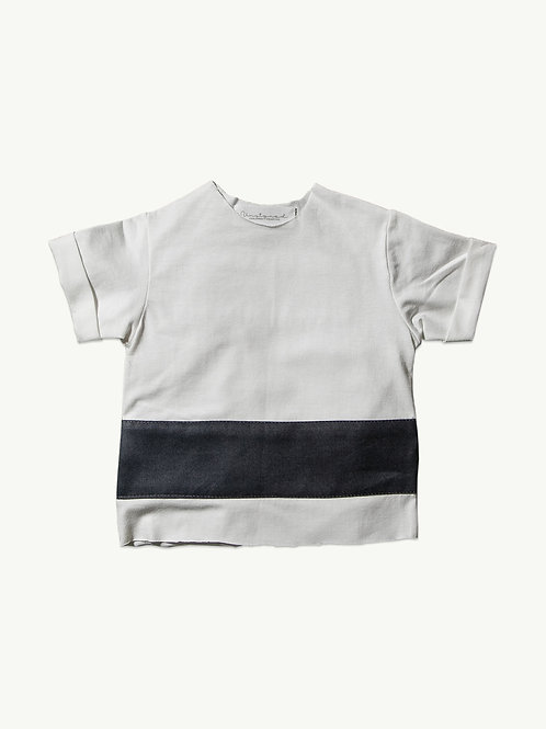 "T-shirt "" Orfeo"" Black Carbon"