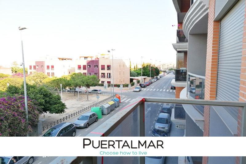 Piso nuevo a Estrenar en calle La Moleta - Sant Joan de Alicante: 3 Habit. 2 bañ