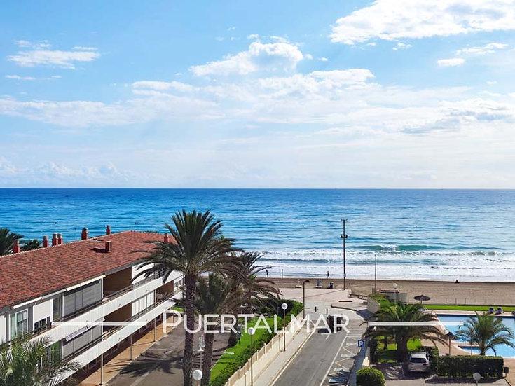 Gran Piso Av. Costa Blanca - Playa de San Juan - Alicante:  3 Hab, 2 baños