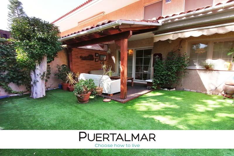 Chalet exclusivo en Av. Miriam Blasco - Albufereta - Alicante:  4 Hab, 3 baños