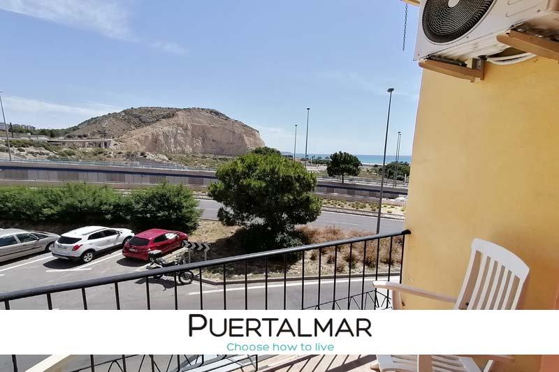 Piso en Av. Denia - Raval Roig - Alicante: A metros de Playa - 2 Hab, 1 baño