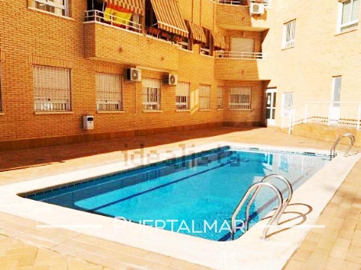 Piso en calle Novelda - San Vicente del Raspeig - Alicante.  3 Hab, 1 baño