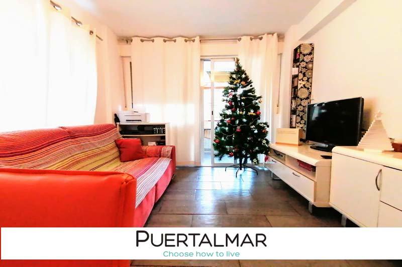Piso en calle Doctor Vigrana - Playa Albufereta - Alicante.  2 Hab, 1 baño