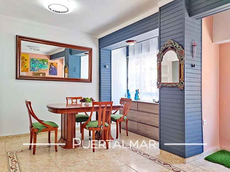 Piso en calle Cánovas del Castillo - Carolinas - Alicante.  3 Hab, 2 baños