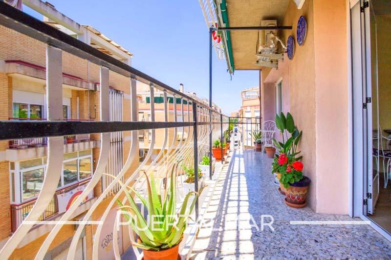 Piso en calle Ceuta - San Blas - Alicante.  4 Hab, 2 baños