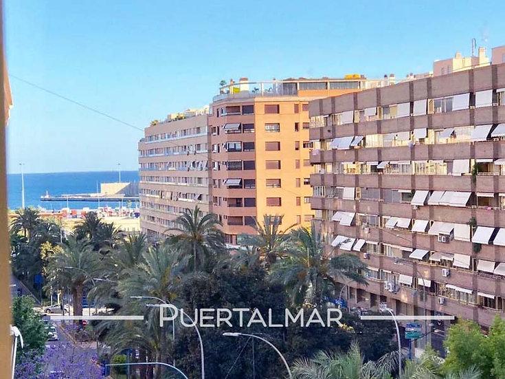 Piso en Av. Oscar Esplá - Ensanche Diputación - Alicante:  3 Hab, 2 baños