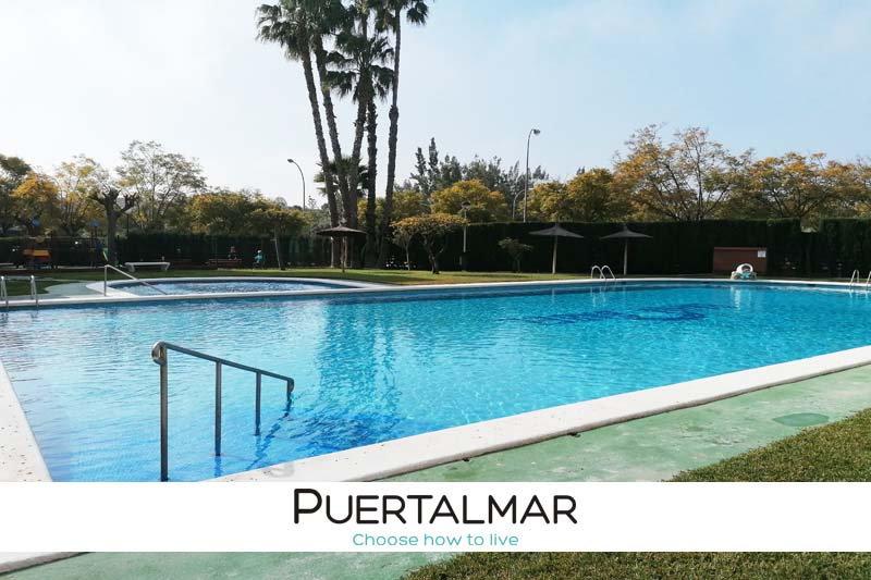 Piso en Urbanización en Babel - Alicante.  3 Hab, 2 baños, Garaje, Piscina