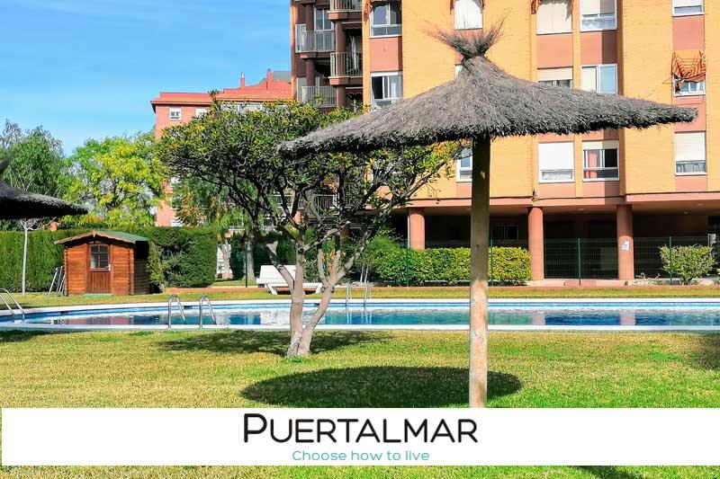 Piso en calle Angel Establier - Babel - Alicante.  3 Hab, 2 baños, Parking