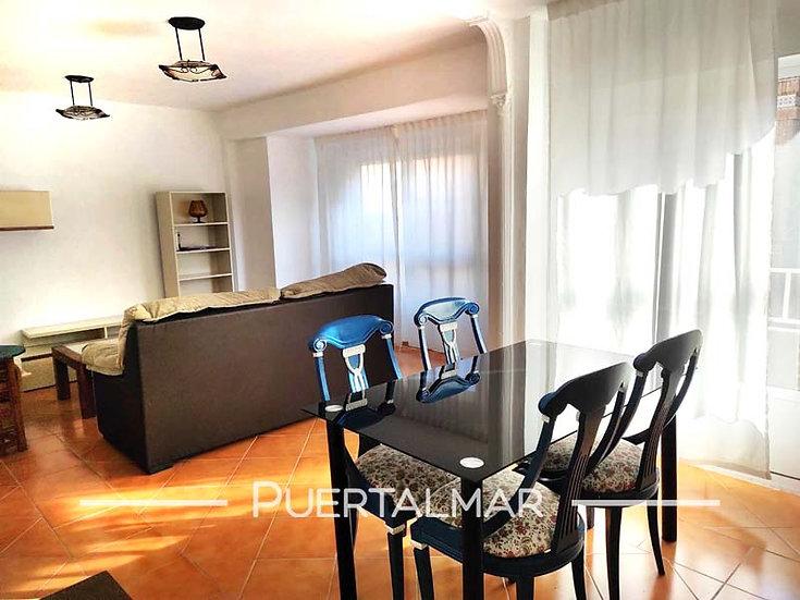 Piso en calle Juan Ortega - Santo Domingo - Alicante:  3 Hab. dobles, 2 baños