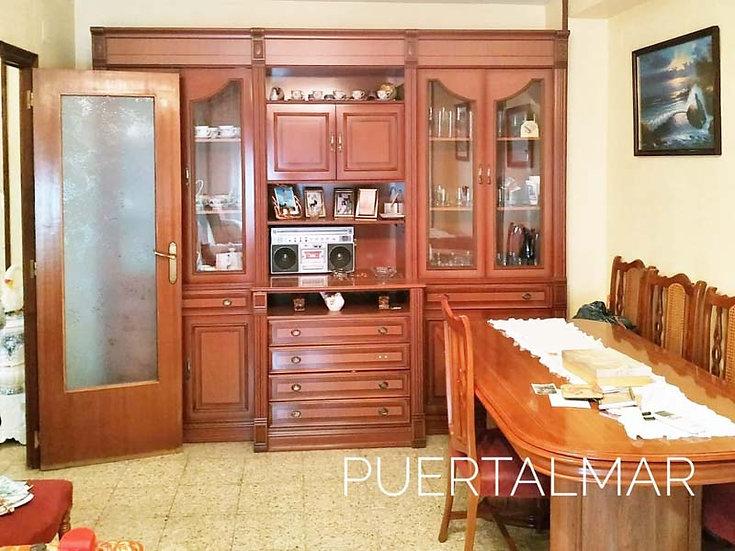 Piso en calle Plaza Lo Morant - Alicante Norte.  3 Hab, 1 baño