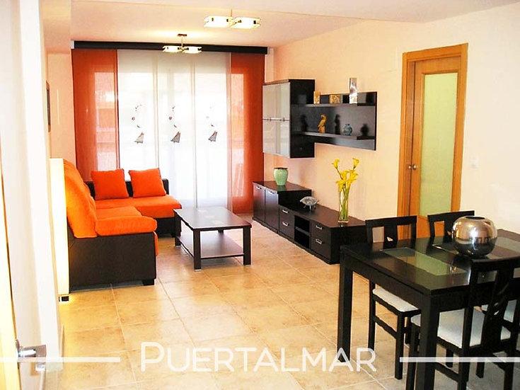 Piso en calle Águila - Esq. Av. Orihuela - Florida - Alicante.  3 Hab, 2 baños