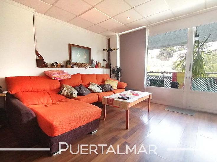 Piso en calle Camino de Ronda - Campoamor - Alicante.  3 Hab, 1 baño