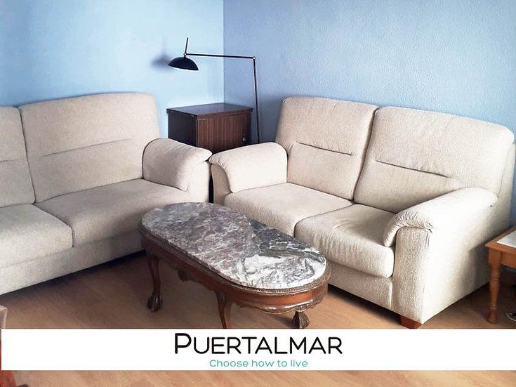 Piso en calle Arquitecto Morell - Ensanche Diputación Alicante:  4 Hab, 2 baños