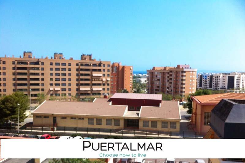 Piso en Lorenzo Carbonell - Benalúa - Alicante:  3 Hab, 2 baños, Ascensor
