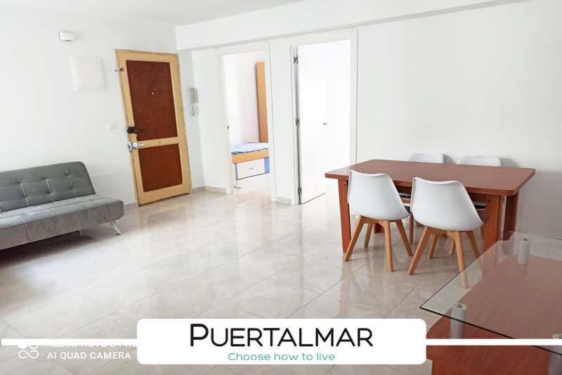 Piso en Pasaje Penalva - Altozano - Alicante:  3 Hab, 1 baño