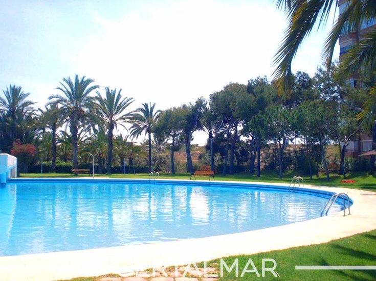 Piso en calle Joaquín Blume - San Gabriel - Alicante:  3 Hab, 2 baños, Parking