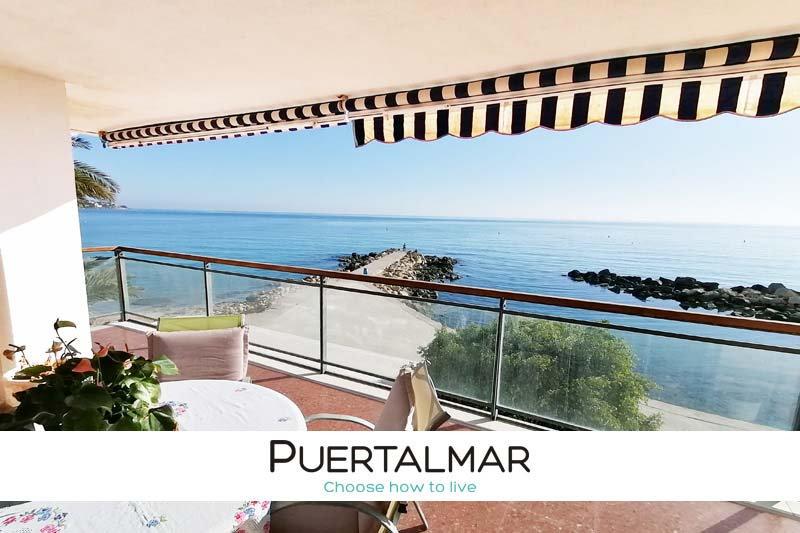 Piso en Playa Albufereta - Alicante.  4 Hab, 2 baños