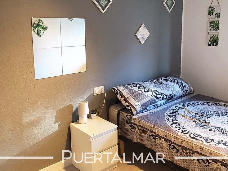 Habitación reformada en Av. Oscar Esplá - Ensanche Diputación  - Alicante