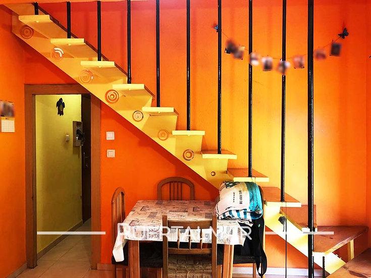 Duplex en calle Villa de Chiva - Alicante.  3 Hab, 1 baño