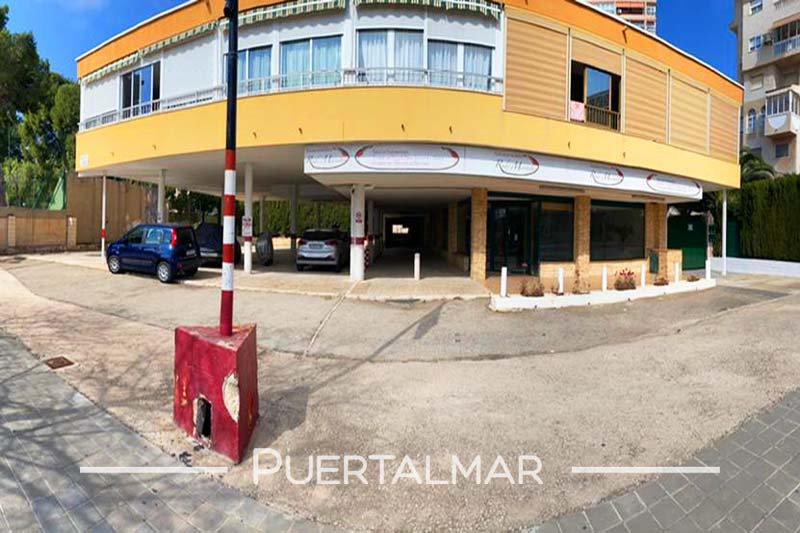 4 Locales en Venta juntos - Av. Condomina y Av. de la Costa Blanca - Alicante