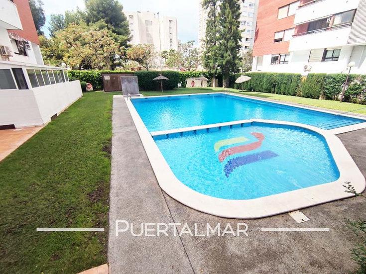 Piso en Av. Miriam Blasco - Albufereta - Alicante:  3 Hab, 2 baños, Garaje