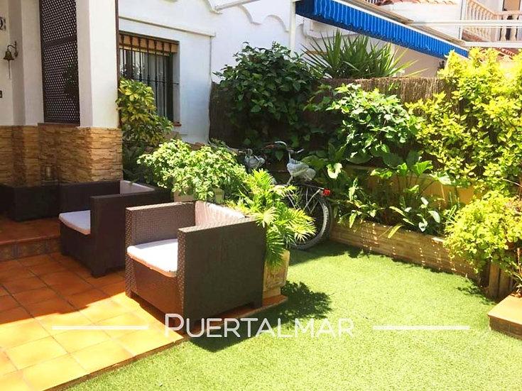 Bungalow en calle De Muro - Pueblo Español - Alicante.  3 Hab, 3 baños - Parking