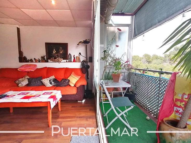 Ático en calle Camino de Ronda - Campoamor - Alicante.  3 Hab, 1 baño